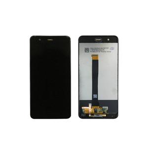 Для Huawei P10 Plus ЖК-дисплей + сенсорный экран Digitizer СБОРКИ Ремонт запасных частей 5.5 «для VKY-L09 VKY-L29 p10 плюс