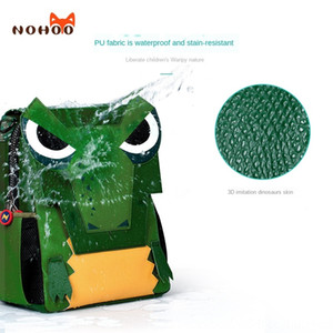 0SNnZ Nohoo School Dinosaur Years Bag Nohoo Primary Schoolbag Students 3-6 Old Series Backpack And Girls Children Boys Kindergarten Bac Pfia