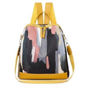 ANAWISHARE Women Backpack Waterproof School Bags For Teenagers Girls Daily Backpack Laptop Bag Pack Schoolbag Mochila Feminina