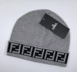 2020 Newest Fashion Mens Women designer hats top FF brand quality COMPANY knitted skull cap Embroidery outdoor sports wool Beanie Skull Caps