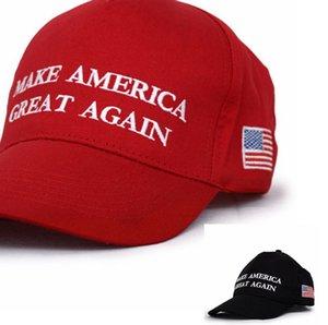 Encore une fois faire de l'Amérique Great Red Hat Donald Trump républicain casquette de baseball usa fête chapeaux 3 modèles LJJK2399