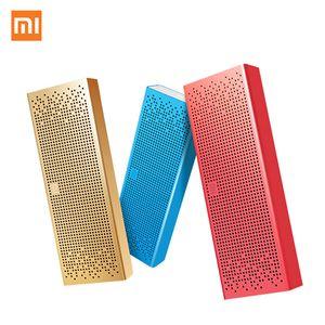 Xiaomi Mi-Platz Bluetooth-Lautsprecher Globale Version drahtlose bewegliche Stereolautsprecher Soundbar Metall AUX USB mit Mic