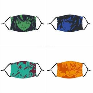 Fa Masken Anti-Staub-windundurchlässiges Printed Außen Mask # 912