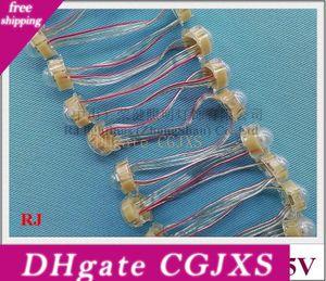 Led Pixel lumière LED Module Point Light Ws 2811 SMD5050 1 Led DC5V 20 mm * 20 mm * Diamètre 15 mm 20 mm programmable commandable