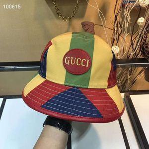 Designer chapéus, chapéu novo moda feminina designers de homens e mulheres pescador bonés bonés de beisebol versáteis personalidade 01