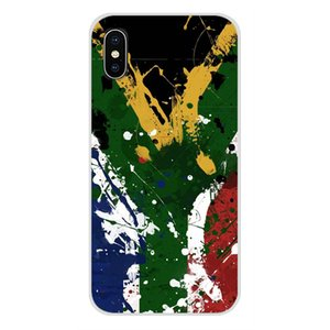 Case Cover Sakha Somaliland South Africa National Flag For Apple iPhone 11Pro X XR XS MAX SE 6 6S 7 8 Plus Brazil football