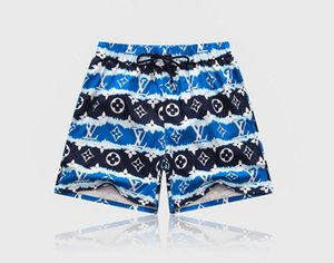 Verão calções de praia marca de moda masculina medusa são uma espécie de esportes da moda, o transporte dos homens de alta qualidade respirável calças gratuito