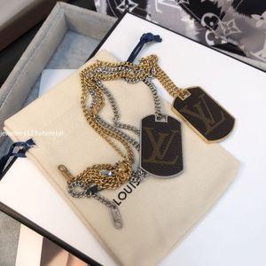 European and American fashion classic alphabet designer jewelry set luxury designer jewelry women bracelet designer with Gift Box b1