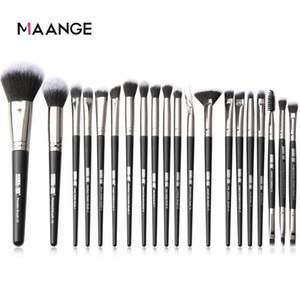 MAANGE Pro 20 pcs Makeup brushes set facial Powder Foundation Eye shadow Make up Brush kit