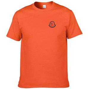 New brand clothing gym sports t-shirt men's ladies t-shirt jogging summer tops xs-2xl