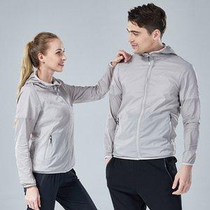 Unisex Caminhadas Jacket ciclismo da bicicleta Waterproof Sunscreen Windbreaker Pesca roupas de proteção solar Quick Dry shirt Plus Size