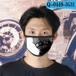 Naruto Run Cubrebocas Designer Tapabocas Reusable Face Mask For Homme Cartoon Face Mask 06 Naruto Run hairclippers2011 yERQI