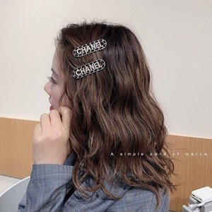 2020 high quality ladies hairpin fashion charm accessories prom date best jewelry hairpin 7BKB