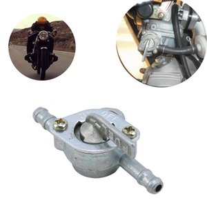 1pc Universal Modified Parts Fuel Tank Gasoline Valve Switch Off-road Atv Turbocharger Motorcycle Parts