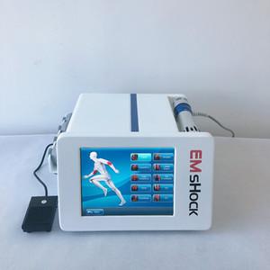 Ударная волна Физиотерапия 5 Передатчики сход развал Ударная волна боли машина EMS для жира Потеря кожи Затянуть