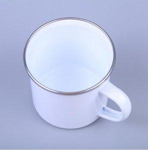 Coupe émail tasse de thé classique Forte
