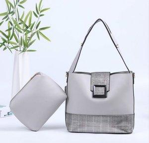 2020 del sacchetto del progettista del sacchetto di nuove donne di stile modo dell'unità di elaborazione creativa di grande capienza elegante temperamento borsa Drop Shipping