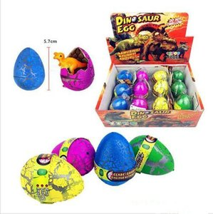 Colorful crack dinosaur egg hatching toy children educational toy