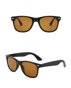 Neue polarisierte Sonnenbrille bunte klassische Polarizer Gläser Factory Direct A523 Ceap prcie Wit Est Qlity # 744