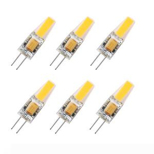G4 전구 LED 램프, 화이트 2W, 210lm, 12V DC AC 360 ° 빔 각도 20W 할로겐 램프 환산 따뜻한