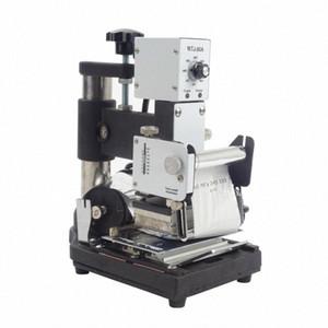 1 pcs Hot Stamping Machine For PVC Card Member Club Hot Foil Stamping Bronzing Machine WTJ-90A IbOg#