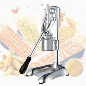 Taiwan long pommes de terre frites Chip extrudeuses Super Long frites machine Chips Cutter distributeur de la machine à long pommes de terre Making