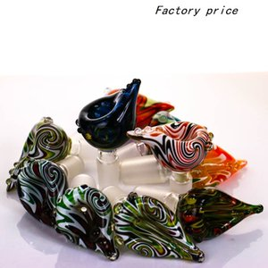 "2020NEW NICE l Glass Bowl for Glass Bong ""Magic Lamp"" Design 14.5&18.8mm Male Joint Glass Smoking Bowl Wholesale"