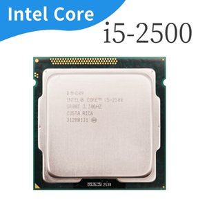 Intel Core i5-2500 i5 2500 Quad-Core CPU de 3.3GHz LGA 1155 95W Computadora PC de Escritorio CPU 100% funcionando correctamente procesador de escritorio