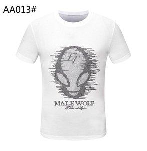 christmas mens t shirt 3D printing jogger T-shirts casual black and white laure ralp short sleeve tshirt SHCPTX14