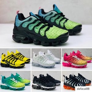 Kids TN Plus Designer shoes Sports Running Shoes Children Boy Girls Trainers Sneakers Classic Outdoor Toddler shoes max 24-35