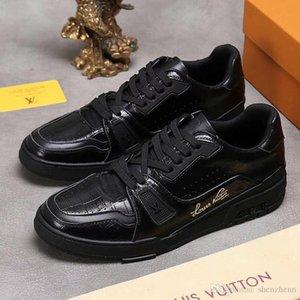 Мужская обувь Открытый Спортивный Daily Runner Sneaker Flat Повседневная обувь для мужчин Chaussures Pour Hommes Luxury тренер Sneaker -Exclusively Online