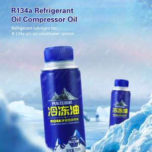 Sistema de Aire Acondicionado refrigerante R134a aceite del compresor de aceite del coche camión de autobús Automotive A / C Reemplazar Evaporador Condensador R-134A TPUU #