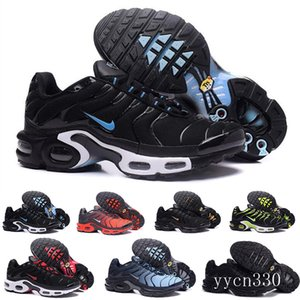 2019 Newest Men Zapatillas TN Designers Sneakers Chaussures Homme Men Basketball Shoes Mens Mercurial TN Running Shoes Eur40-46 TR559
