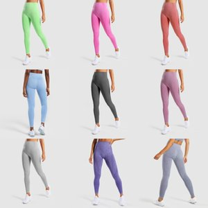 Women Stretch Leopard Leggings Fitness Running Gym Sports Yoga Pants High Waist Yoga Pants With Pockets Tummy Fitness Athletic#979