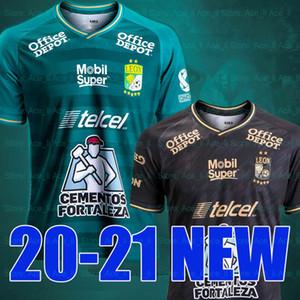 20 21 الاسباني MX CLUB LEON المنزل جيرسي لكرة القدم 2020 2021 المكسيكي CLUB LEÓN بعيدا جيرسي المكسيك camiseta دي فوتبول لكرة القدم قميص تايلند جودة