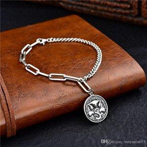 925 Silver Bracelet Women's Bracelet 925 Silver Fine Jewelry Crystal Heart Lock Flower Simple Water Drop Lobster Buckle