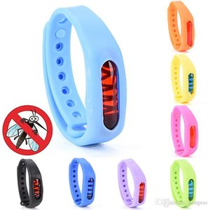 Mosquito Killer 2-3Month Use Repellent Bracelet Anti Bug Pest Repel Wrist Band Bracelet Insect Repellent Mozzie Keep Bugs Away Tools
