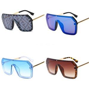 2020 Lovely Men'S Double F Sunglasses Fashion Couple Cute Cartoon Sun Glasses For Lady Double F Sunglasses Lunette De Soleil Femme U#795