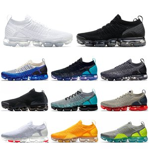 Nike Air Vapormax TN Plus 2.0 2020 zapatos de la venta caliente diseñador Running Men Women Chaussures Spirit Knite Triple Negro Blanco Zapatos transpirables