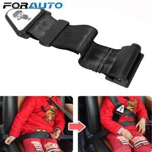 Forauto 30X6 cm Ceinture de sécurité Ceinture de sécurité de voiture ruban correcteur voiture bébé enfants sécurité Seat Adjuster Bracelet Boucle universelle