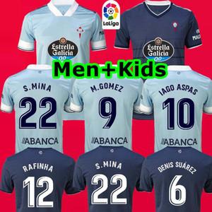 الأعلى تايلند 20 21 فيغو سيلتا S.MINA 2020 2021 2003 دينيس سواريز سيلتا فيغو ريترو كرة القدم جيرسي موستوفوي ياغو أسباس Camiseta دي فوتبول