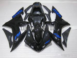 YAMAHA위한 사출 정형 1000 개 R1 2002 2003 YAMAHA YZF 1000 R1 02-03에서 산 선물 키트 YZF R1 02-03 2002 2003 ABS의 bodykits # M1W23 BLACK을 YZF