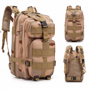Hot Sale Outdoor Tactical 3P Backpack For Camping Climbing Travelling Hiking Camouflage Molle Bag Men Sport Backpack gDnp#