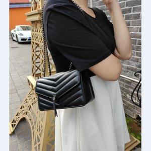 2020 новый лучший мешок сцепления верхней 3A классический бумажник сумки дамы моды мягкой кожи складка сумка Fannypack сумка с коробкой оптом