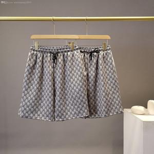 20ss New Arrival Paris designer retro classic logos print Short Pants Men Women Casual sport Jogger Sweatpants Outdoor Shorts 7.4