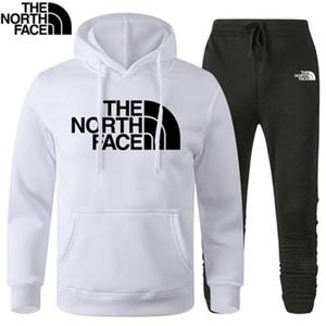 Designer Treino Homens suor de luxo Ternos Outono Marca Mens Jogger Ternos jacket + pants Conjuntos desportivos Suit Hip Hop Define alta qualidade