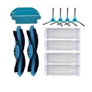 Оме Appliance частей Vacuum Cleaner частей Роликовые щетки HEPA фильтра Замена Cecotec Conga 3290 3490 3690 Пылесос для Proscen ...