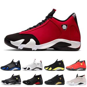2020 New Gym Red 14 14s Männer Basketball-Schuhe Doernbecher Zuckerstange schwarz Zehe Red Mens neue Ankunft Turnschuhe Trainer Sportschuhe