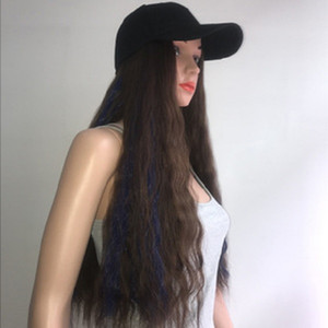 XINYI Big Wave Korean Style Female wig 5 styles full lace human hair wigs Fashion Various colors Fluffy Braided wig wholesale lot