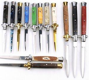 Großhandel CNC d2 STEEL C07 E07 A162 A14 UTX85 UT121 BM3300 BM3500 kampierende automatisches Messer Bench Messer EDC-Tool für die Jagd Taschenmesser